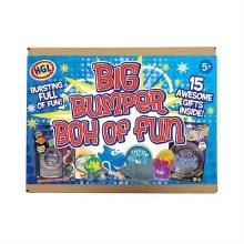 BIG BUMPER BOX OF FUN BLUE
