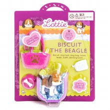 BISCUIT THE BEAGLE FOR LOTTIE