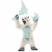 BLIZZARD BEAR WITH WEAPON