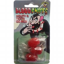 BLOOD SWEETS RED