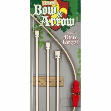 BOW AND ARROW WOODEN