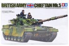 BRITISH CHIEFTAIN MK 5 TANK