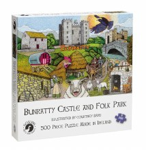BUNRATTY 500 PCE PUZZLE