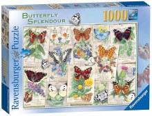 BUTTERFLY SPLENDOURS 1000PC