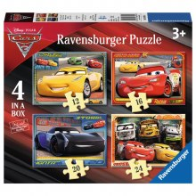 CARS 4 IN A BOX
