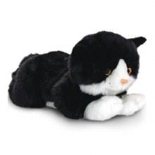 CAT SMUDGE BLACK& WHITE 30 CM