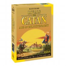 CATAN AGE OF ENLIGHTENMENT