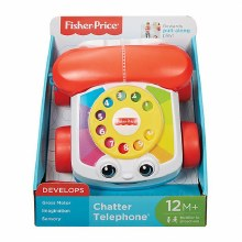 CHATTER PHONE FISHER PRICE
