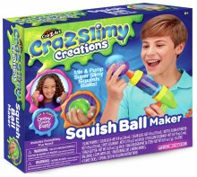 CRA Z SLIMY SQUISH BALL MAKER