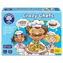 CRAZY CHEFS