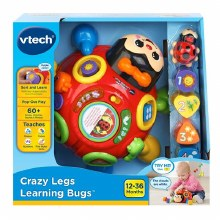 CRAZY LEGS LEARNING BUG