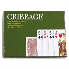 CRIBBAGE CLASSIC GREEN