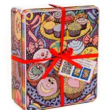 CUP CAKE PUZZLE JIGSAW