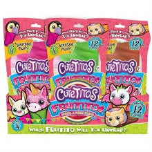 CUTETITOS WAVE 4 FRUIT ROLLS