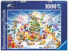 DISNEY CHRISTMAS 1000PCE