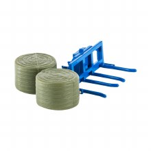 DOUBLE BALE LIFTER