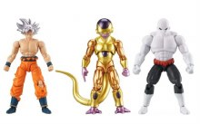 DRAGON BALL EVOLVE FIGURE 3PK