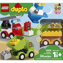 DUPLO MY FIRST CAR CREATIONS
