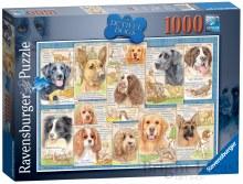 DUTIFUL DOGS 1000 PCE