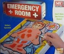 EMERGENCY ROOM GAME