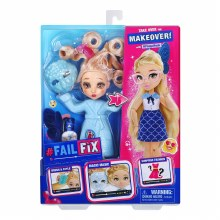 FAIL FIX TOTAL MAKEOVER DOLL