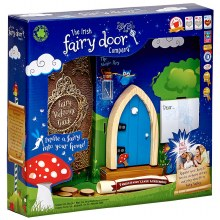 FAIRY DOOR BLUE DOOR