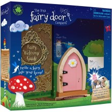 FAIRY DOOR PINK DOOR