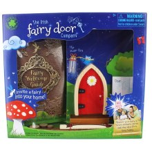 FAIRY DOOR RED DOOR