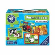 FARM FOUR IN BOX