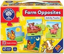 FARM OPPOSITES