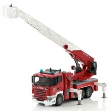 FIRE ENGINE SCANIA R SERIES