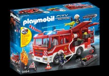 FIRE ENGINE WITH LIGHT N SOUND