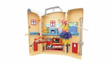 FIREMAN SAM RESCUE CENTRE