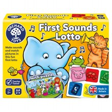 FIRST SOUNDS LOTTO