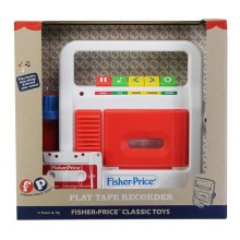 FISHER PRICE TAPE RECORDER