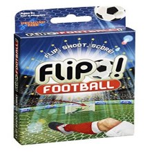 FLIP FOOTBALL CARD GAME