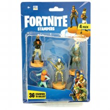 FORTNITE STAMPERS 4 PK