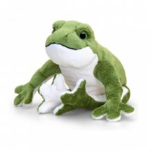 FROG WITH SOUND 30CM