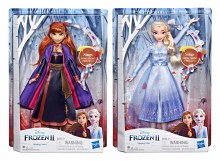FROZEN 2 SINGING DOLL ASST