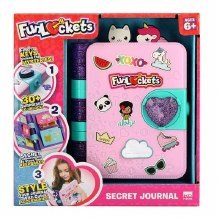 FUN LOCKETS SECRET JOURNAL