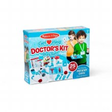 GET WELL DOCTORS KIT PLAY SET