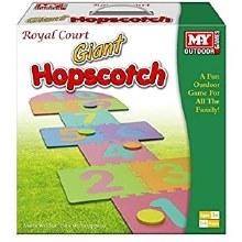 GIANT HOPSCOTCH