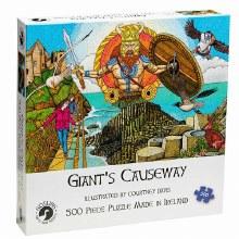 GIANTS CAUSEWAY 500 PUZZLE