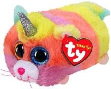 HEATHER CAT TEENY TY