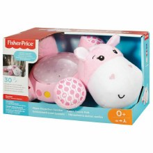 HIPPO PLUSH PROJECTION SOOTHER