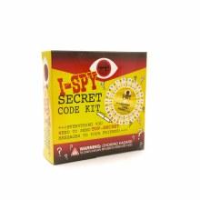 I-SPY SECRET MESSAGE KIT