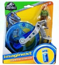 IMAGINEXT JURASSIC WORLD