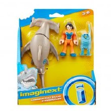 IMAGINEXT SHARKS BASIC FIGURE