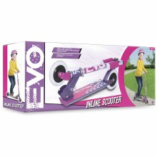 INLINE SCOOTER EVO JR PINK