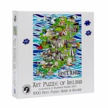 IRELAND 1000 PUZZLE